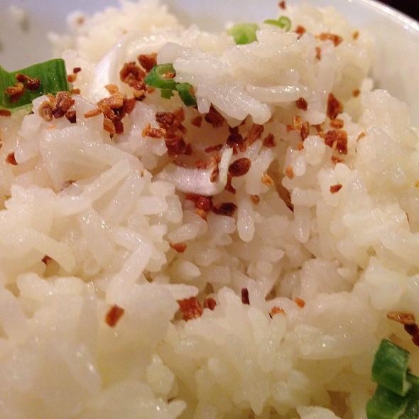Garlic Rice   Patio Filipino, San Bruno, CA