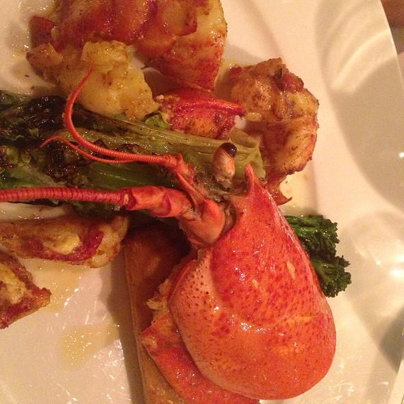 Lobster - Clos Maggiore, London