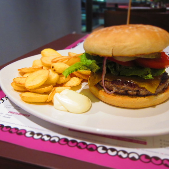Luna Burger - Luna Burger, Frankfurt am Main, HE