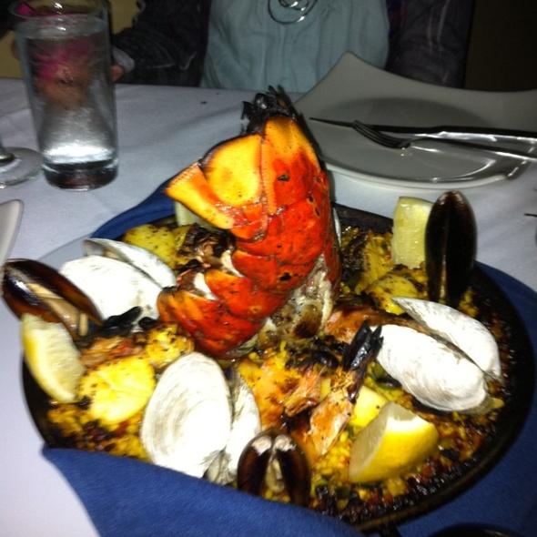 Paella - IM Tapas, Naples, FL
