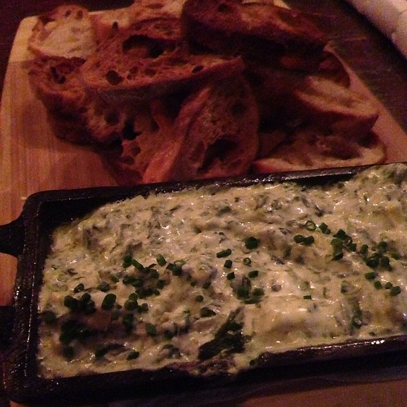 Artichoke Dip - The Malt House, New York, NY