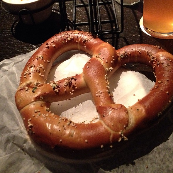 Ball Park Pretzels - Rock Bottom Brewery Restaurant - Boston, Boston, MA