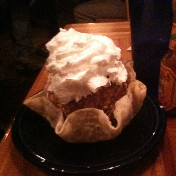 Fried Ice Cream - Jose Muldoon's, Colorado Springs, CO