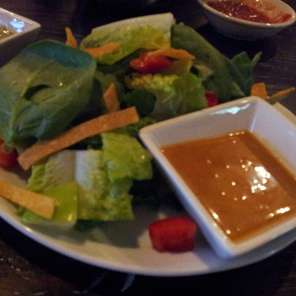 Half Order Salad - Cocina 214 – A Contemporary Mexican Kitchen and Bar, Winter Park, FL