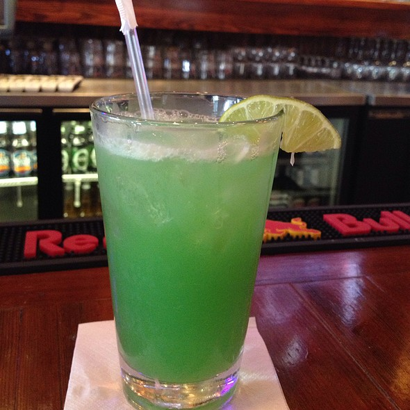 Mint Julip - Tondee's Tavern, Savannah, GA