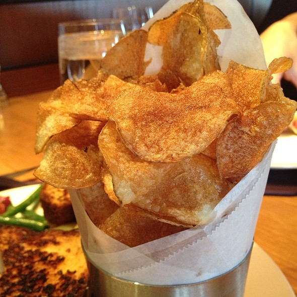 Potato Chips - Pig & Finch Gastropub, Leawood, KS