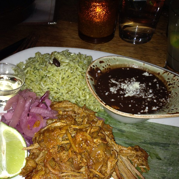 Pork Pibil - Geronimo - New Haven, New Haven, CT