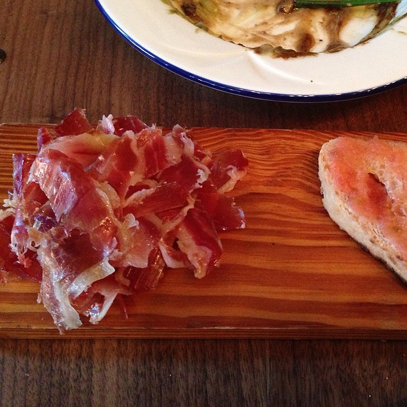 Iberico Jamon - Barraca, New York, NY