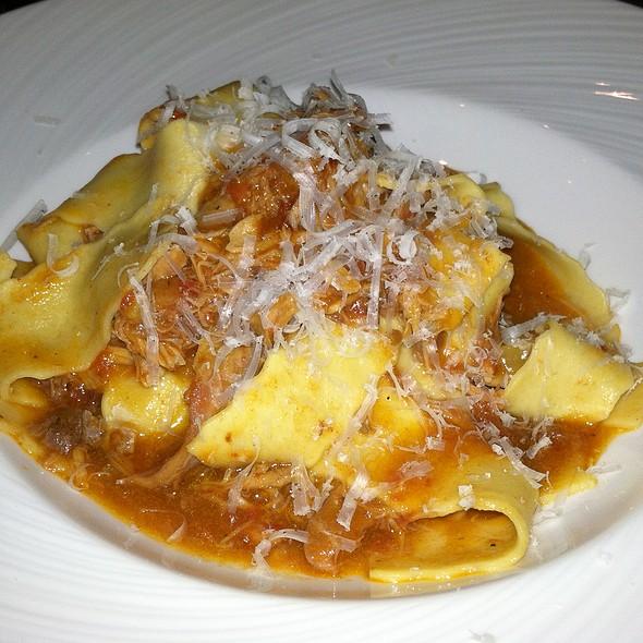 Papardelle al lepre - Branzino Italian Ristorante, Philadelphia, PA