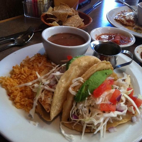 Tacos de Pescado - Paloma Blanca Mexican Cuisine, San Antonio, TX