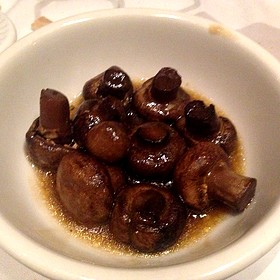 Sauteed Mushrooms - Texas de Brazil - San Antonio, San Antonio, TX