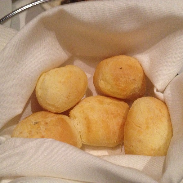 Cheese Bread - Texas de Brazil - San Antonio, San Antonio, TX