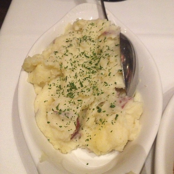 Garlic Mashed Potatoes - Texas de Brazil - San Antonio, San Antonio, TX