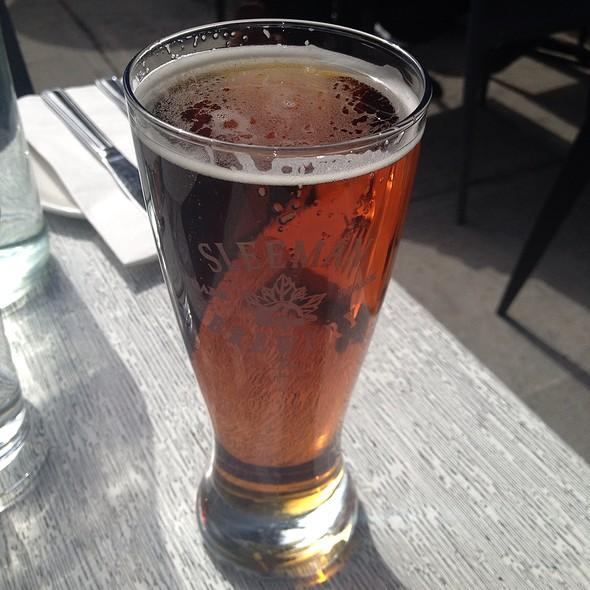 Okanagan spring beer - Les Enfants Terribles - Ile Des Soeurs, Verdun, QC