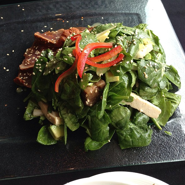 Seared Tuna Salad - Etch, Nashville, TN