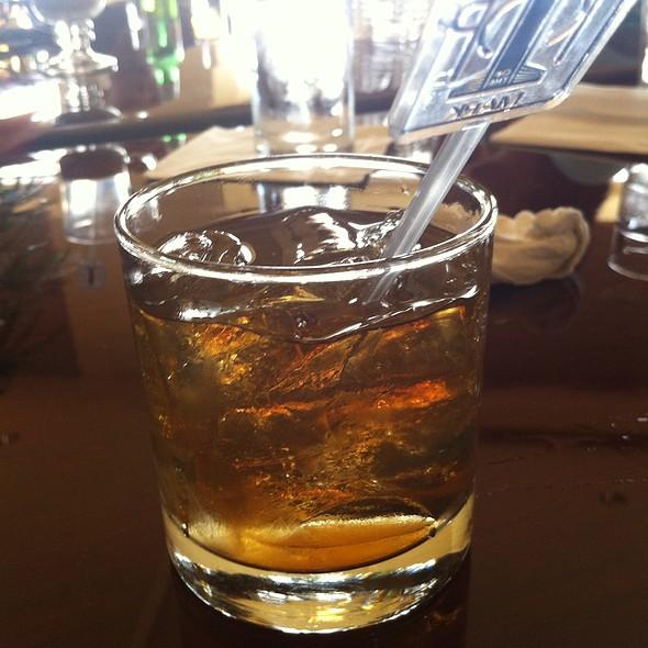 McCallan Single Malt Scotch - Top of the Mark, San Francisco, CA