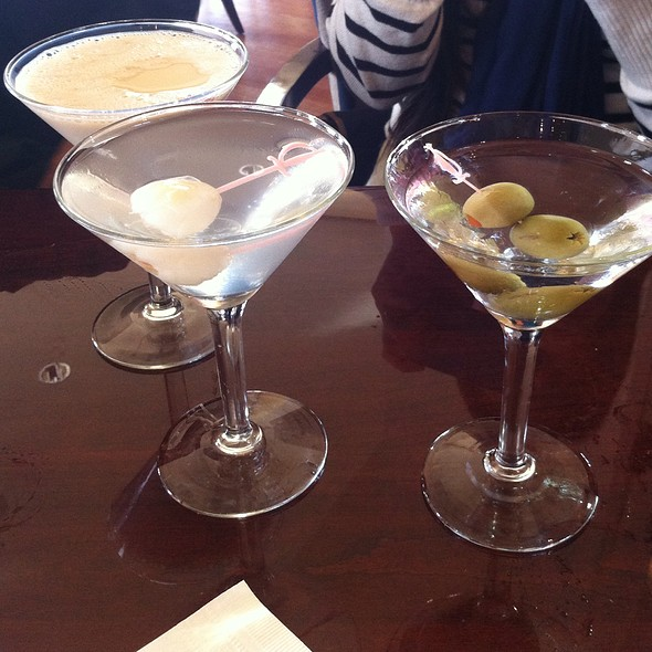 Martinis - Top of the Mark, San Francisco, California