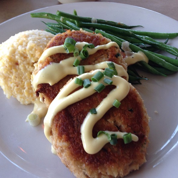 Crabcakes - Morgan Creek Grill, Isle Of Palms, SC