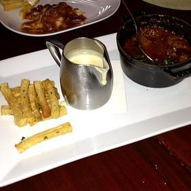 Kobe Chili Cheese Fries - Fix - Bellagio, Las Vegas, NV