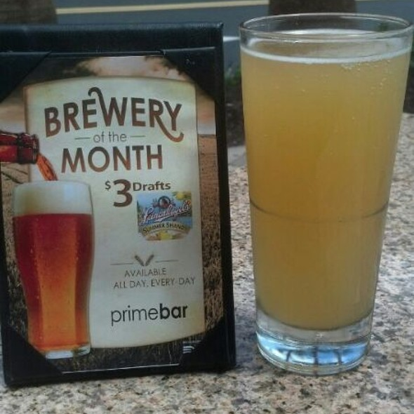 Summer Shandy - Primebar - Wiregrass, Wesley Chapel, FL
