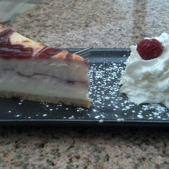 Raspberry Cheesecake - Primebar - Wiregrass, Wesley Chapel, FL