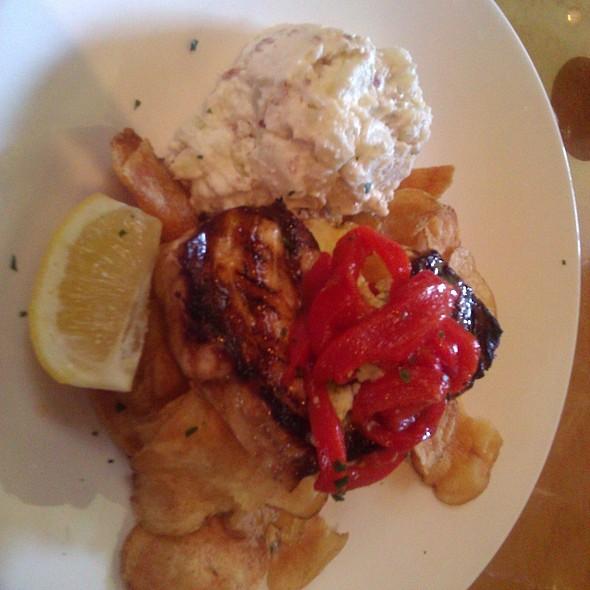 Grilled Swordfish - Brigantine Poway, Poway, CA