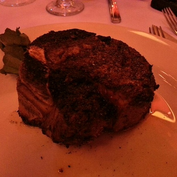 Dry aged bone-in filet - Jeff Ruby's - Louisville, Louisville, KY