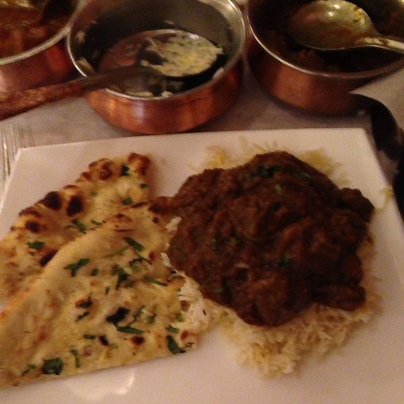 Lasani Gobhi - Tamba Indian Grill and Bar, New York, NY