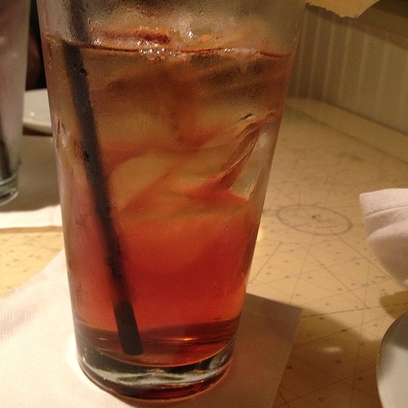 Sweet Tea - Fleet Landing Restaurant & Bar, Charleston, SC
