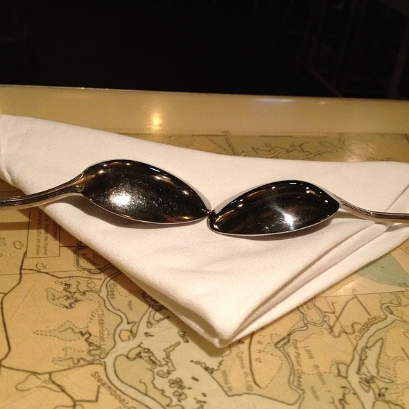 Utensils - Fleet Landing Restaurant & Bar, Charleston, SC