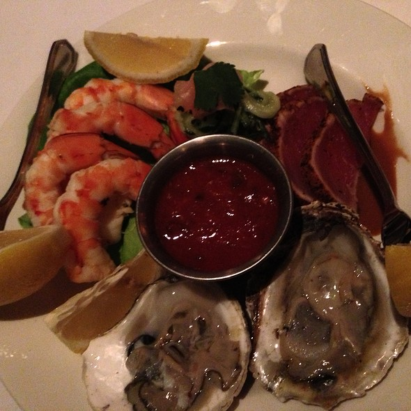 Chilled Seafood Sampler for Two - Sullivan's Steakhouse - Chicago, Chicago, IL