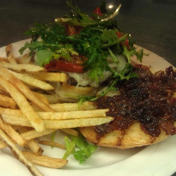 Tuesday $7.00 Burger & Beer - Grey Gables Inn, Charlevoix, MI