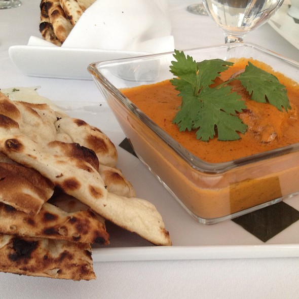 Butter Chicken - at Vermilion, New York, NY