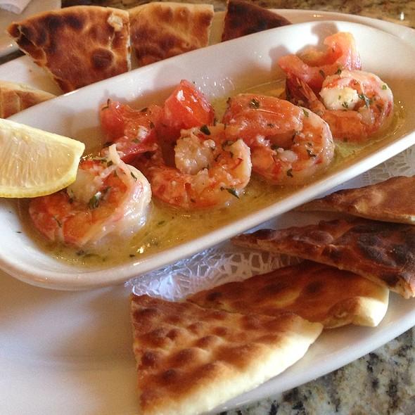 Garlic Lime Shrimp - Shoemaker's Grille, Lynchburg, VA