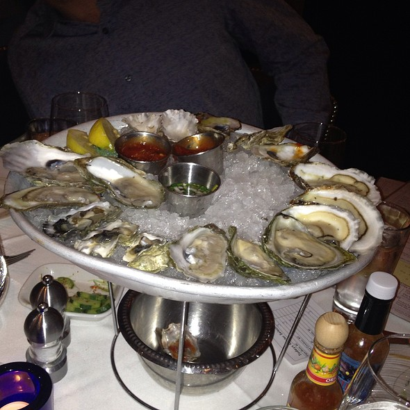 Oysters - Max Fish, Glastonbury, CT