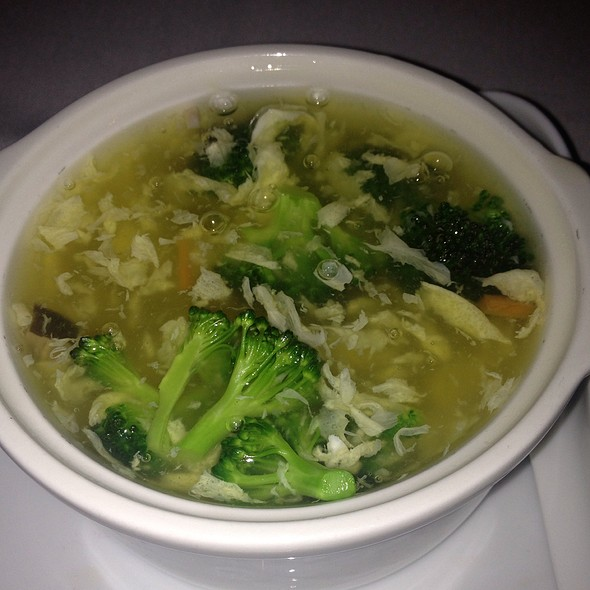 Egg Drop Soup - Fin - The Mirage, Las Vegas, NV