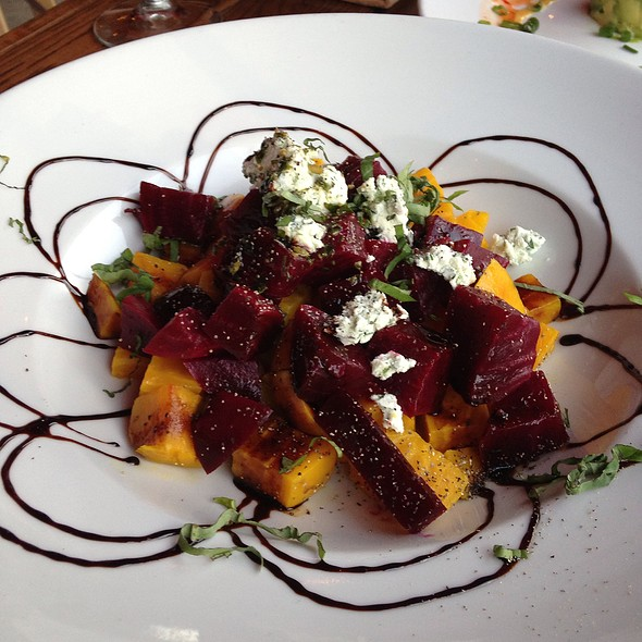 Roasted Beet Salad - The Union Kitchen (Memorial Dr), Houston, TX