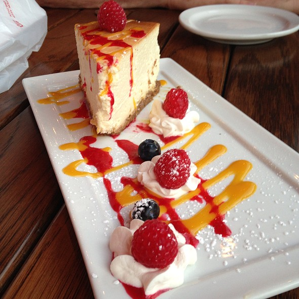 Cheesecake - The Union Kitchen (Memorial Dr), Houston, TX