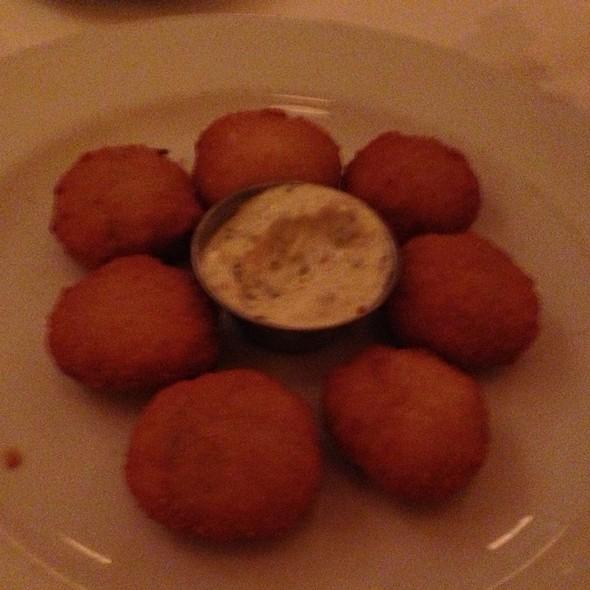 Mini Crab Cakes - Cassis American Brasserie, St. Petersburg, FL