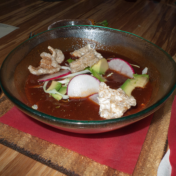 Posole - China Poblano - The Cosmopolitan of Las Vegas, Las Vegas, NV