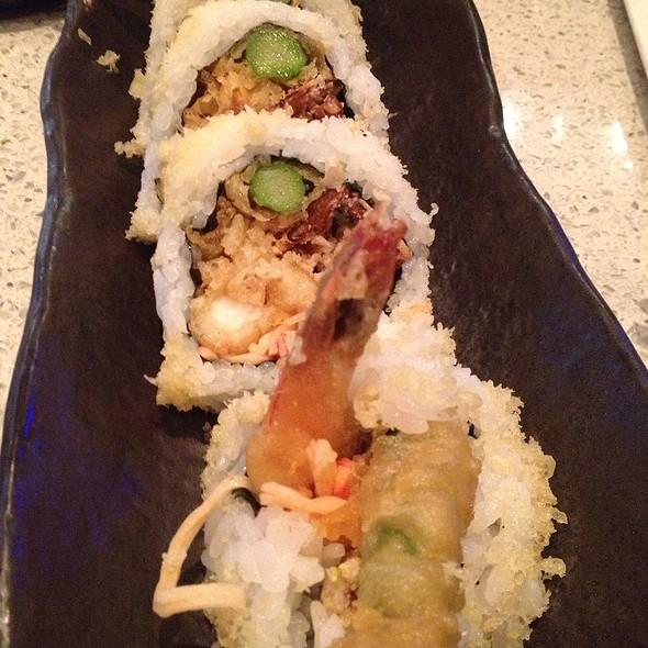 Godzilla roll - Seito Sushi, Orlando, FL