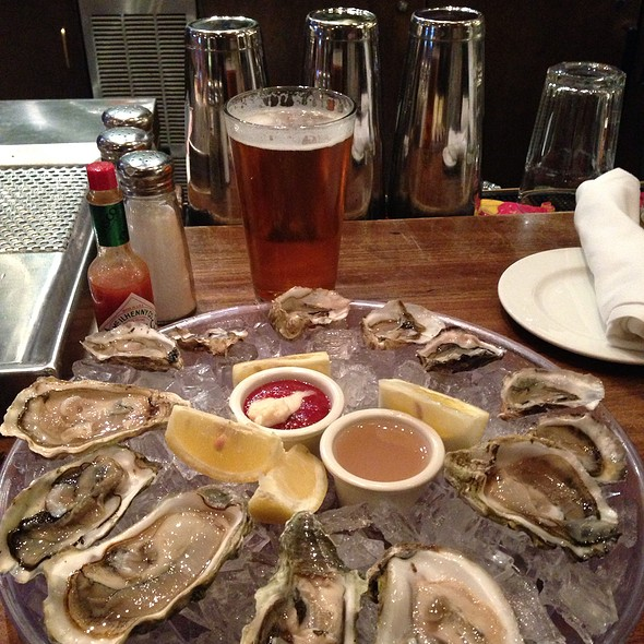 Oysters And Beers - Blue Mermaid - Argonaut Hotel, San Francisco, CA