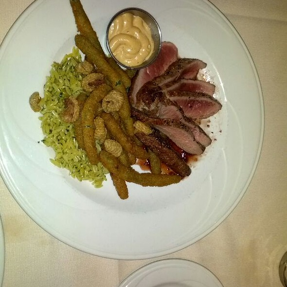Seared Duck Breast  - Paseo Grill, Oklahoma City, OK