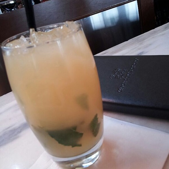 Mango Mojito Cocktail - Charley's Crab - Grand Rapids, Grand Rapids, MI
