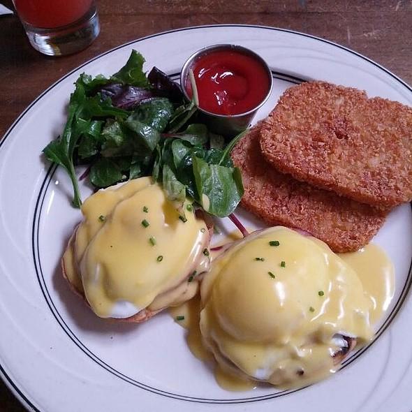 Eggs Benedict - Scollay Square, Boston, MA