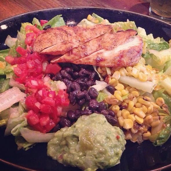 Mexican Cobb Salad - Rocco's Tacos & Tequila Bar - Boca Raton, Boca Raton, FL