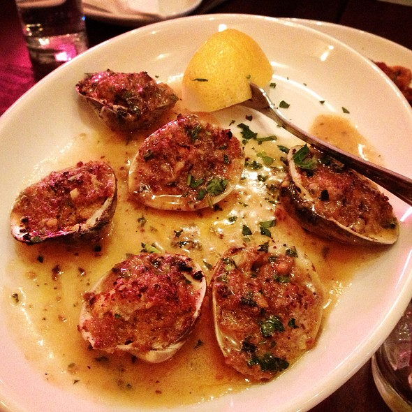Baked Clams - Galli Restaurant SoHo, New York, NY