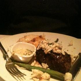 Steak Dinner - Fleming's Steakhouse - Baltimore, Baltimore, MD