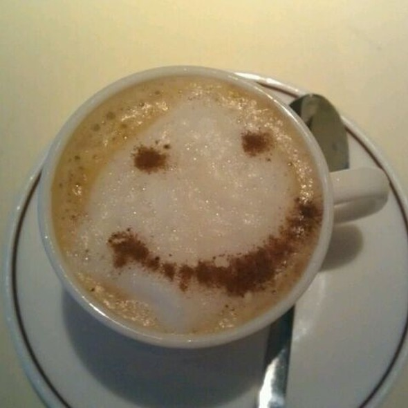 Cappuccino - Caffe Abbracci, Coral Gables, FL