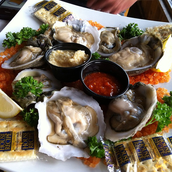 Oysters! - Whiskey Joe's, Tampa, FL